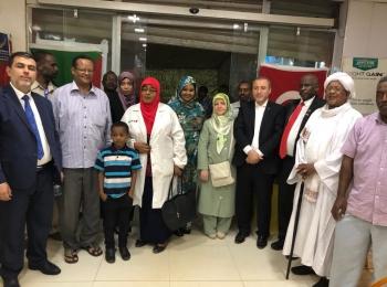 مسؤول العلاقات الإفريقية بمجلس التعاون الأفروآسيوي يشارك في افتتاح مكتب السودان لوسط وشمال إفريقيا للاتحاد الإسلامي العالمي للصحة