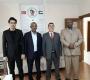 مسؤول العلاقات الإفريقية بمجلس التعاون الافروآسيوي يزور جمعية إنسان إفريقيا