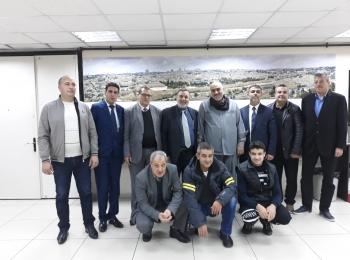 وفد جزائري مكون من نواب واعلاميين ورجال أعمال يزور مجلس التعاون الافروآسيوي