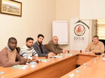 Asya Afrika İşbirliği Meclisi'nden İslam Dünyası Sivil Toplum Kuruluşları Birliği'ne Ziyaret