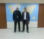 Dr. İdris Rabouh, Libya-Bingazi Göçmenleri Birliği Başkanı İle Bir Araya Geldi
