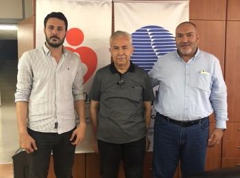 وفد مجلس التعاون الافروآسيوي الطبي والإغاثي يزور جمعية بيسيج التركية المختصة في العمل التطوعي