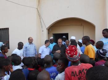 مجلس التعاون الأفروآسيوي ينضم زيارة موسعة للسنغال