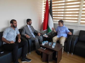 Une délégation de la Fondation internationale pour la propagation et les sciences islamiques en Turquie, visite le Conseil de coopération Afro-Asiatique