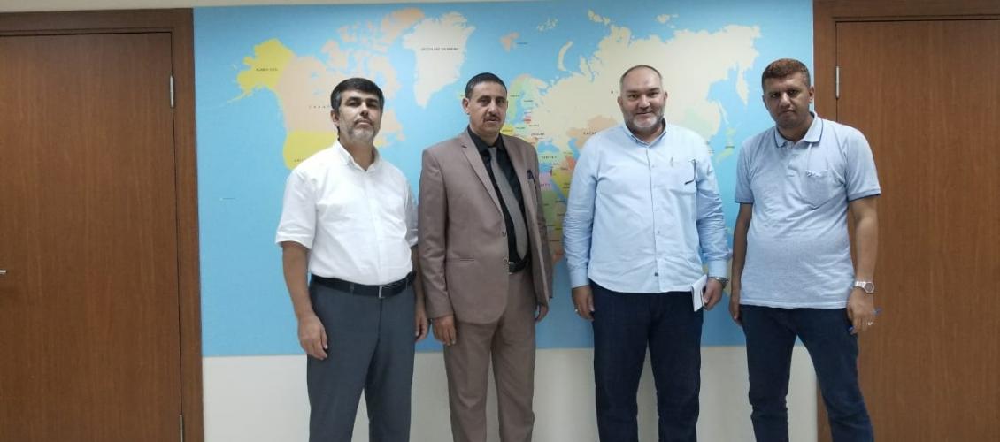وفد من جمعية الإصلاح الاجتماعي الخيرية في اليمن يزور مجلس التعاون الأفروآسيوي