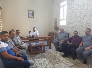 وفد مجلس التعاون الأفروآسيوي يختتم زيارة لمدينة ديار بكر
